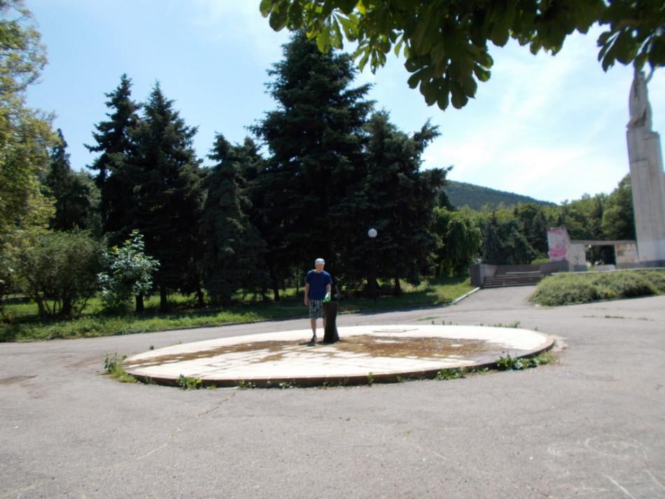 Город Шумен питьевой фонтанчик очень важный момент для туристов