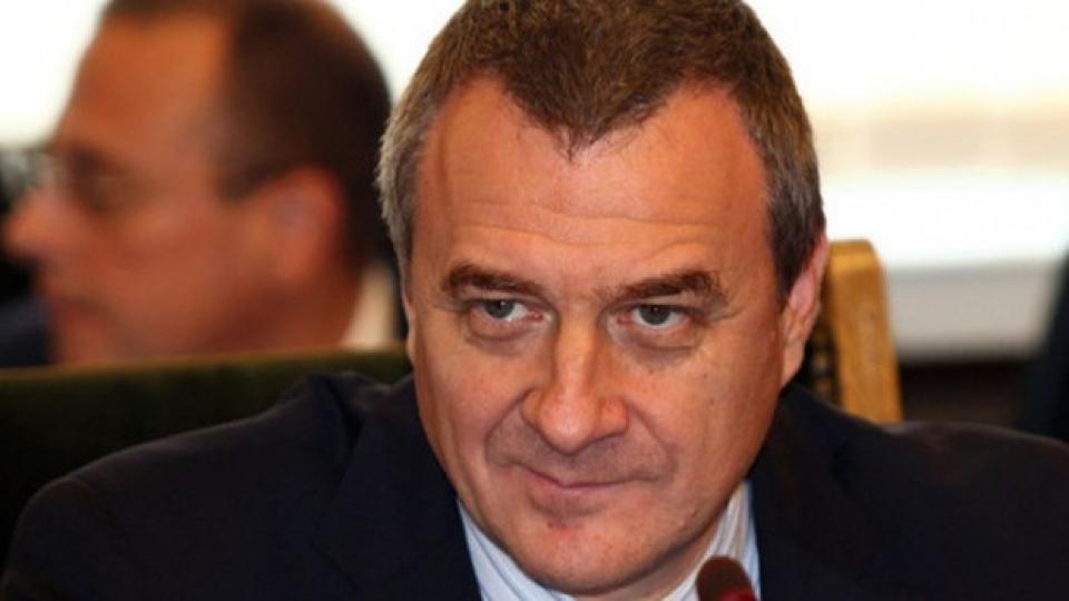 Министр МВД Болгарии Йовчев