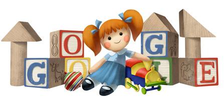 Гугл международный день защиты детей