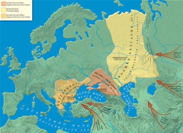 Хан Котраг создатель Татарстана и великий предок нынешних татар