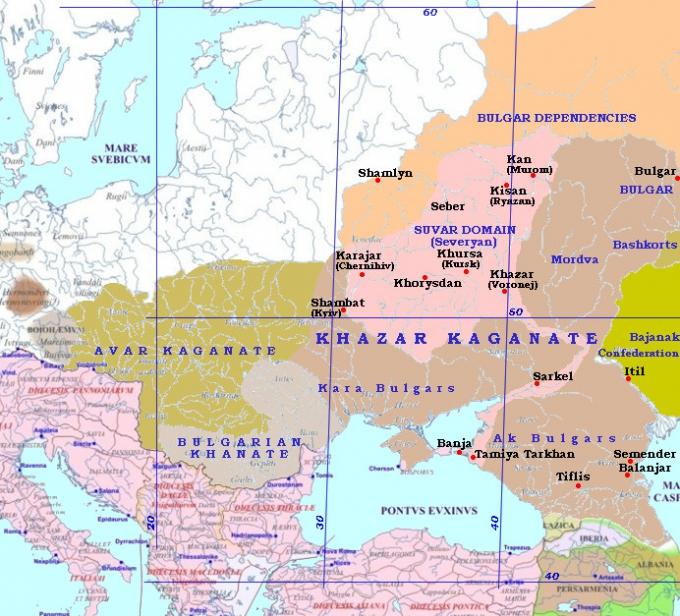Татарстан и хан Котраг