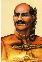 Великий болгарский Хан Аспарух