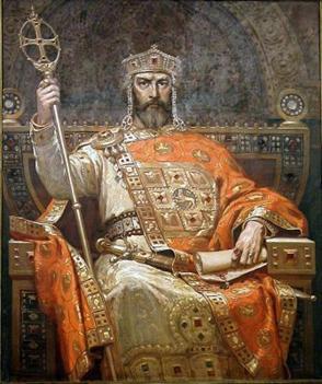 Византия не сразу признала болгар только при военной поддержке славянских племен