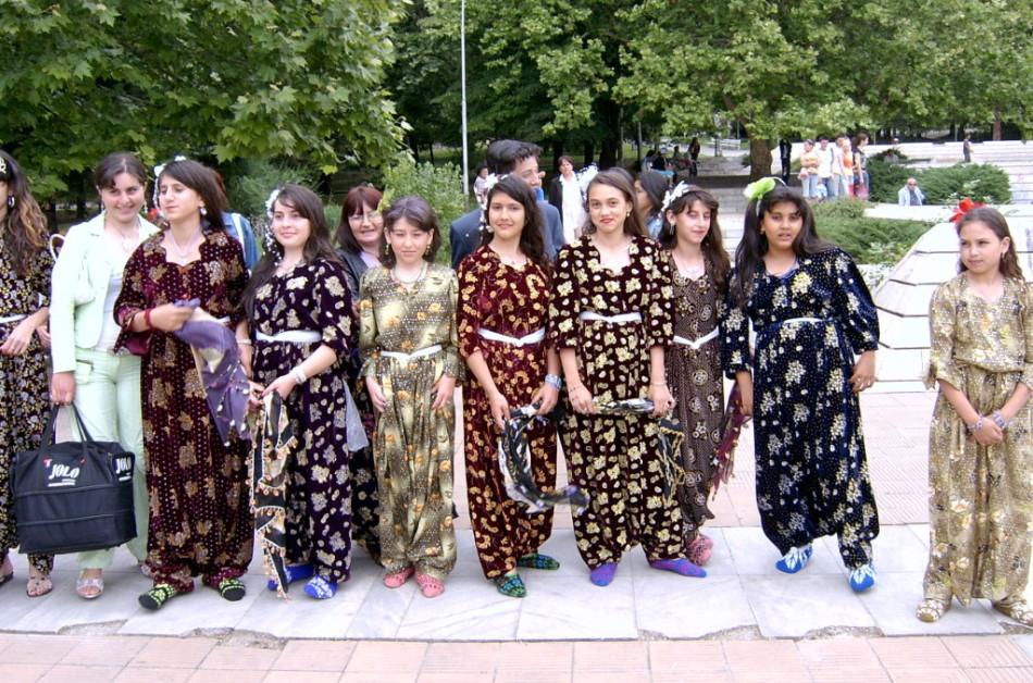 Национальный состав и национальности в Болгарии