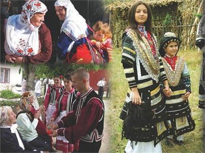 Национальности в Болгарии