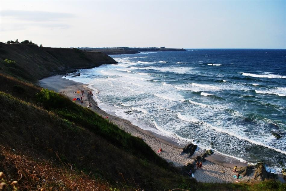 Нудийский пляж Дельфин