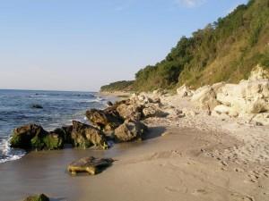 Нудийский пляж Фучоза