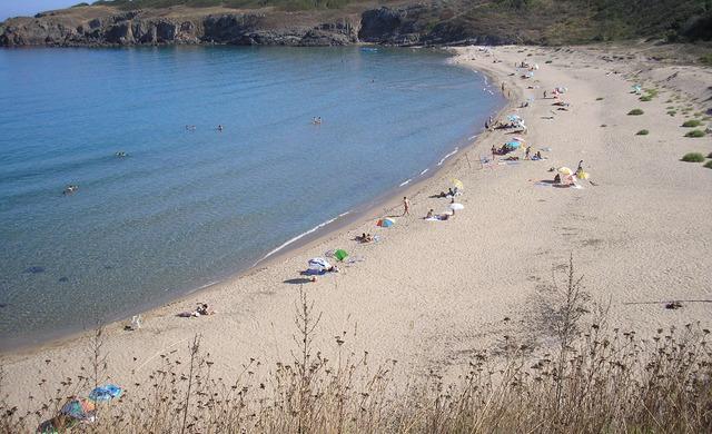 Натурийстский пляж Липите Синеморец