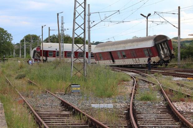 Железнодорожная катастрофа в Болгарии