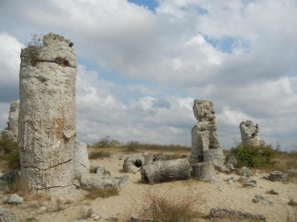 Каменный лес около Варны