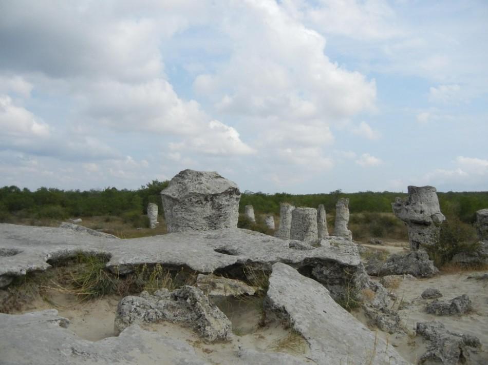 Побитые Камни - Каменный Лес