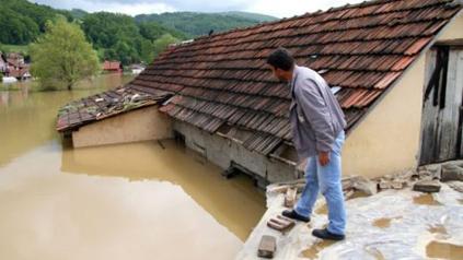 Наводнение в Болгарии - сентябрь