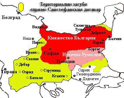 Объединение Болгарии