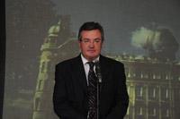 Юрий Соловьев был награжден почетным знаком с полоской мэра Варны