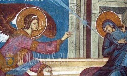 Болгария празднует Благовещение
