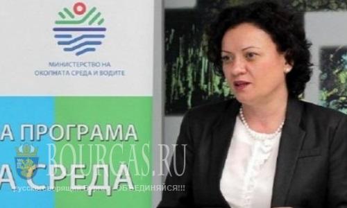 Министерства окружающей среды и водных ресурсов Болгарии - борется с наводнениями