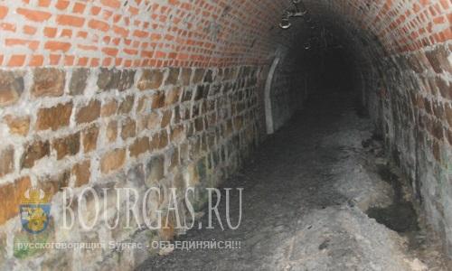 """""""Подземный город"""" Бургас"""