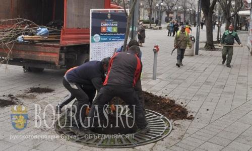 "Политика муниципалитета Бургаса ""НОВО ЗА СТАРО"" - в действии"