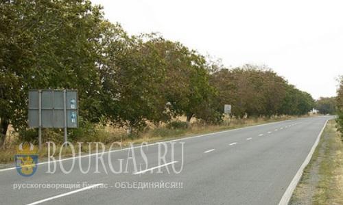 трасса Бургас - Солнечный Берег
