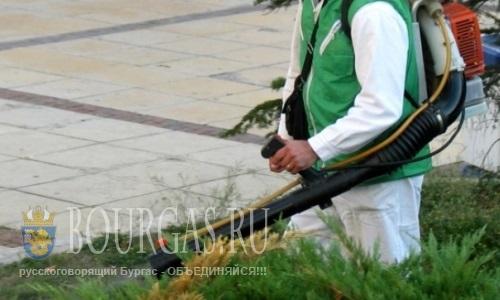 В Бургасе и регионе клещам будет не комфортно