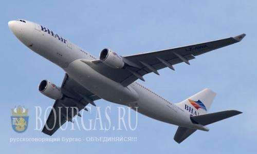 Воздушное сообщение между США и Болгарией - возобновится