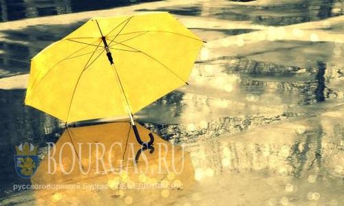 Желтый код в Болгарии, мороз в Болгарии
