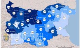 % населения старше 65 лет - данные на 01.01.2015