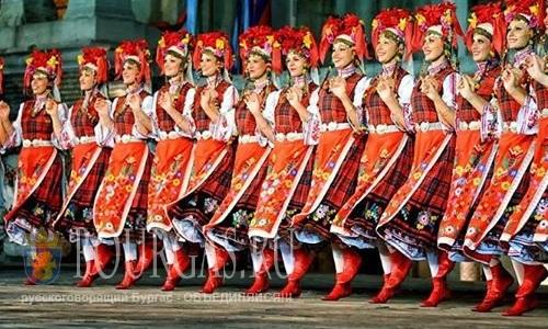 """5-го апреля состоится фольклорный концерт """"Пъстра Цветница"""""""