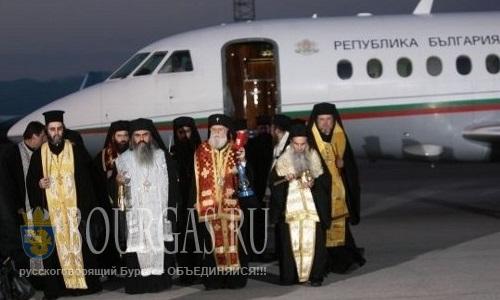 Делегация Болгарской Православной Церкви - готова вылететь в Иерусалим