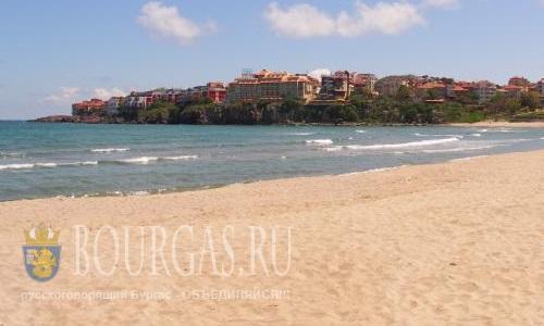 муниципальные пляжи Созополя