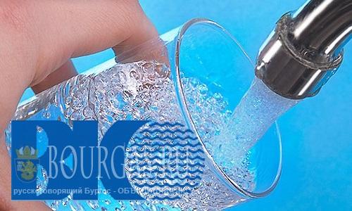 О качестве питьевой воды в Бургасе, питьевая вода в Болгарии