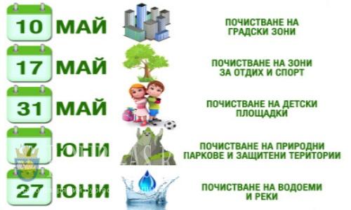 """""""Очистим Болгарию вместе"""""""