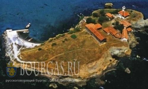 Остров Святой Анастасии - откроет сезон на Пасху