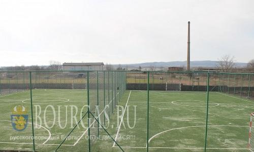 Спортивный комплекс в Айтосе - ожидает реконструкция