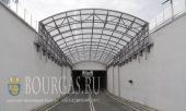В Бургасе открыто движение по подземной улице