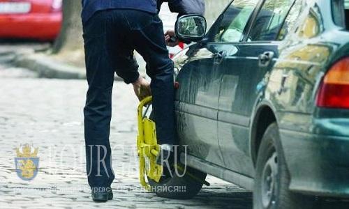 В Бургасе вводят новые парковочные талоны в