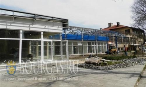 В Поморие скоро откроется новый Торговый Центр