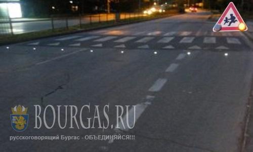 Весной в Бургасе обновляют разметку пешеходных переходов