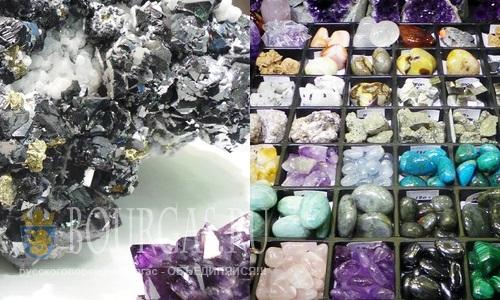 Выставка драгоценных камней со всего света - пройдет в Бургасе
