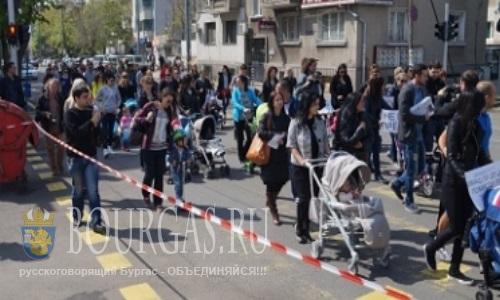 Жители Бургаса против нарушения правил парковки в городе
