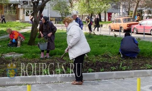 17-го мая пройдет акция по очистке парков Бургаса