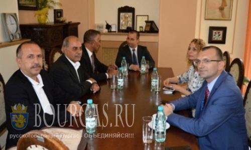 Бизнесмены Иордании готовы инвестировать средства в экономику Бургаса и региона