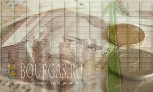 Средняя зарплата в Болгарии в первом квартале 2015 года составлял почти 900 лев