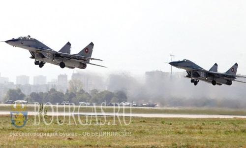 Судьба новых истребителей для ВВС Болгарии - решится в течение месяца, Болгарские ВВС