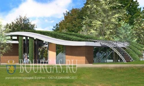 """В Бургасе построен новый выставочный центр """"Флора-Бургас"""""""