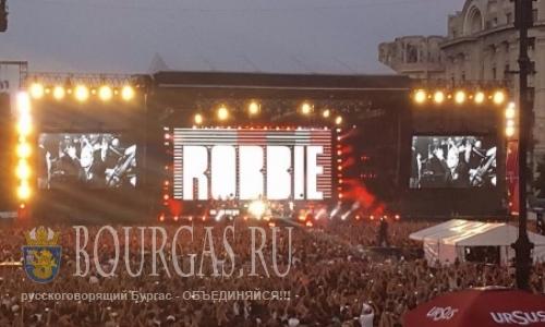 Английская рок-звезда приезжает в Бургас