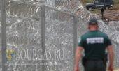 Инженерные сооружения вдоль болгаро-турецкой границы дорожают, граница между Болгарией и Турцией