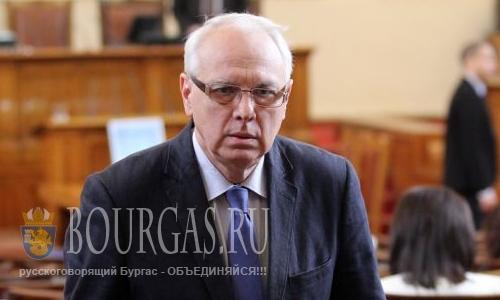 депутат Велизар Енчев