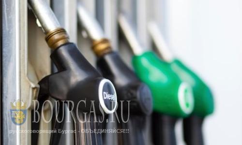 В Болгарии проверяют автозаправки