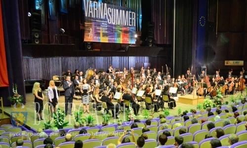 Музыкальные фестивали Варны